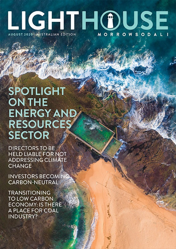 LIGHTHOUSE - APAC EDITION - Spotlight on the Energy and Resources Sector