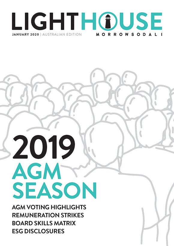 2019 Australian AGM season wrap up - LIGHTHOUSE Australia